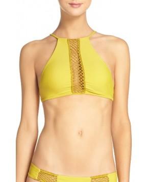 Acacia Swimwear Halter Bikini Top
