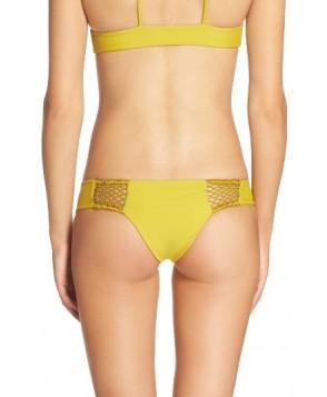 Acacia Swimwear Poppy Cheeky Bikini Bottoms