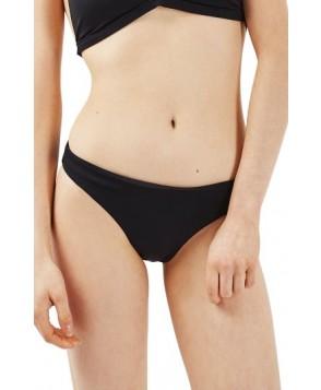 Topshop Reversible Bikini Bottoms US (fits like 0) - Black