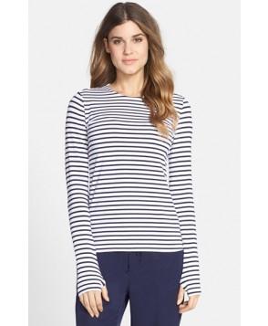 Mott 5 Stripe Jersey Top