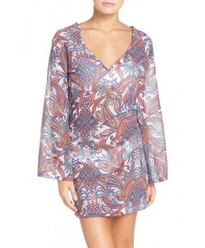 Luli Fama Boheme Tunic Cover-Up
