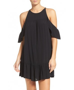 Suboo Valley Frill Cover-Up Dress