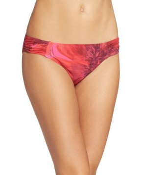 Tommy Bahama Poppy Red Bikini Bottoms