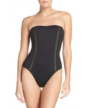La Blanca Nailed It One-Piece Swimsuit - Black