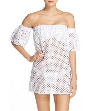 Milly Off The Shoulder Cover-Up