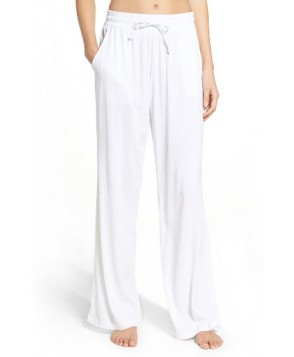 Green Dragon Manhattan Cover-Up Pants  - White