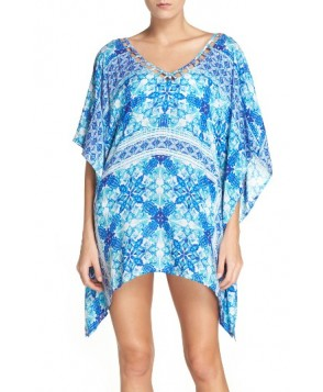 La Blanca Cover-Up Caftan