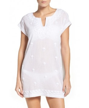 Tommy Bahama Cover-Up Dress  - White