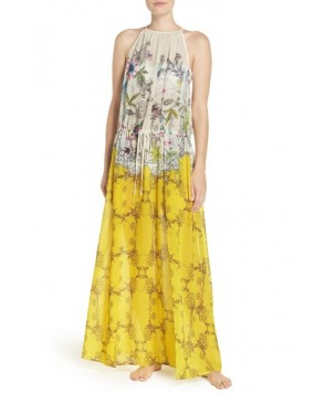 Ted Baker London Passion Flower Cover-Up Dress