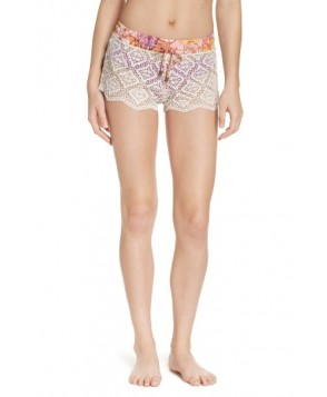 Maaji Bombon Apricot Cover-Up Shorts