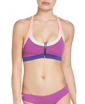 Maaji Orchid Bash Reversible Bikini Top