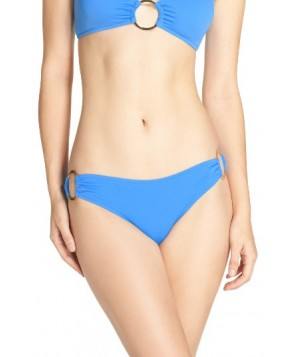 Milly Barbados Bikini Bottoms  - Blue