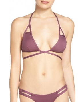 Vitamin A Serra Wrap Bikini Top