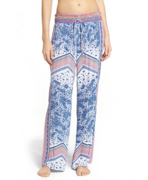 Green Dragon Monterey Cover-Up Pants