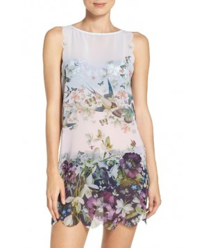 Ted Baker London Enchantment Cover-Up Dress