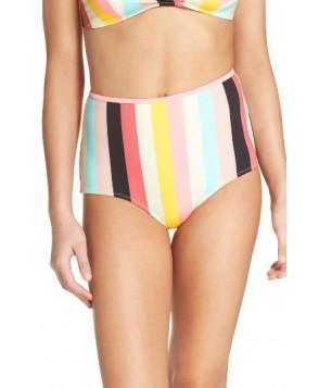 Solid & Striped Brigitte High Waist Bikini Bottoms