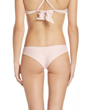 Frankies Bikinis Marina Bikini Bottoms - Pink