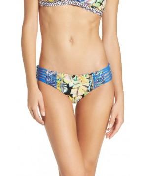 Maaji Seaside Pixel Reversible Bikini Bottoms