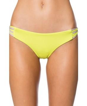 O'Neill Surf Bizarre Braided Bikini Bottoms - Green