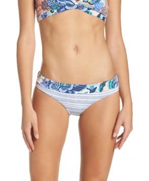 Maaji Freezy Frame Reversible Bikini Bottoms