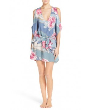 Isabella Rose Birds Of A Feather Cover-Up Tunic