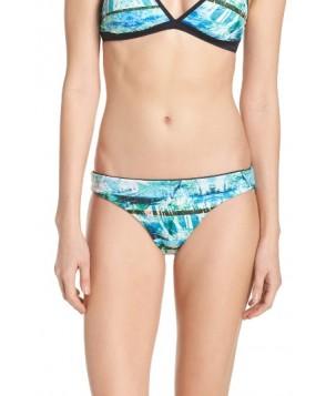 Zella Reversible Bikini Bottoms - Black
