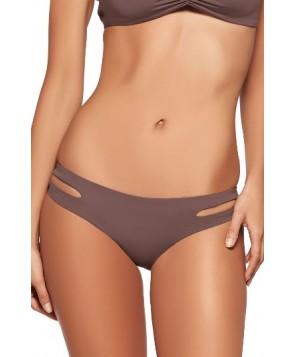 L Space 'Estella' Bikini Bottoms - Grey