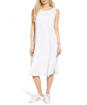 O'Neill X Natalie Off Duty Talin Cover-Up Dress - White
