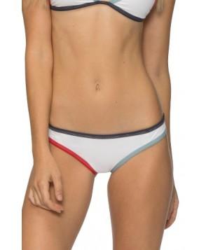 Tavik Jayden Bikini Bottoms - White