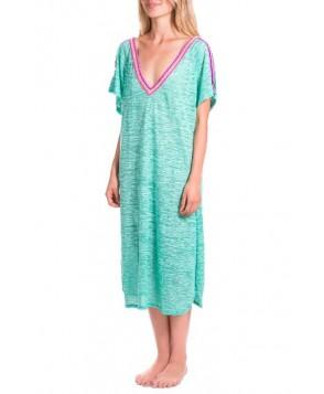 Pitusa Cover-Up Midi Dress - Green