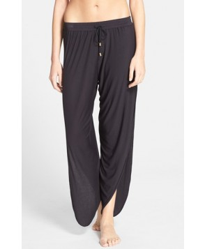 Laundry By Shelli Segal Cover-Up Pants  - Black