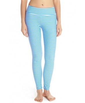 Mott 5 Swim Leggings  - Blue