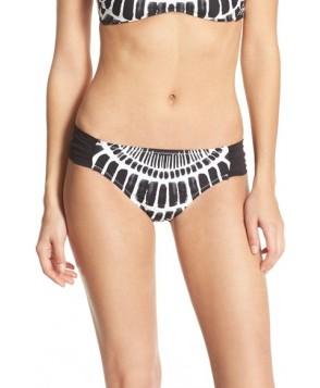 Trina Turk 'Algiers' Hipster Bikini Bottoms  - Black