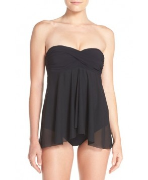 Profile By Gottex Convertible Flyaway One-Piece Swimsuit