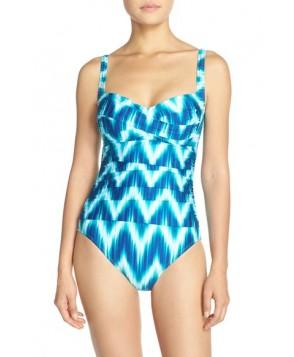 La Blanca 'Sweetheart - New Wavy' One-Piece Swimsuit
