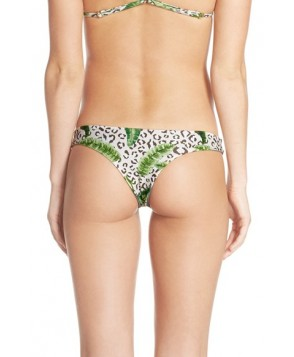 Issa De' Mar 'Poema' Reversible Bikini Bottoms  - Green