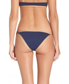 L Space 'Charlie' Colorblock Bikini Bottoms