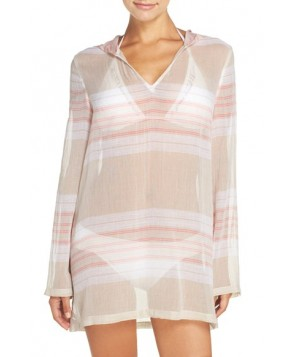 Caslon Hooded Cover-Up Tunic