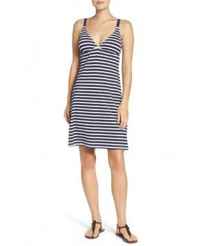 Tommy Bahama 'Brenton' Stripe Cover-Up Dress