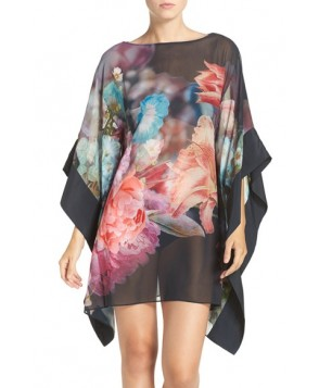 Ted Baker London 'Focus Bouquet' Cover-Up Caftan