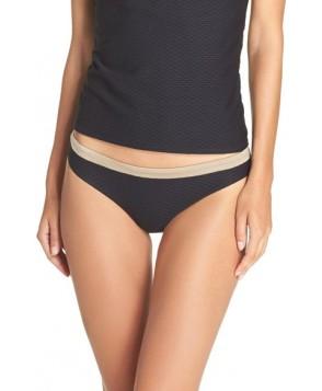 Fantasie 'Monaco' Bikini Bottoms  - Black