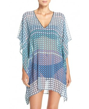 Tommy Bahama 'Pool Tiles' Cover-Up Tunis