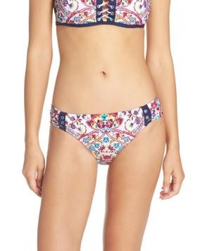 Nanette Lepore Festival Charmer Bikini Bottoms