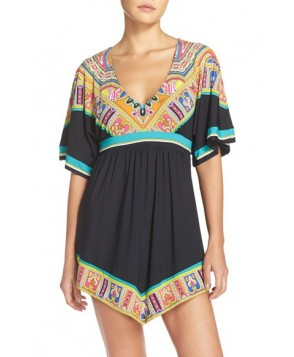 Trina Turk Nepal Cover-Up Tunic
