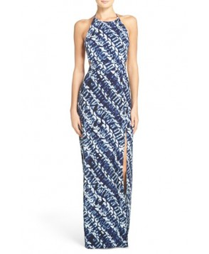Dolce Vita Tie-Dye Cover-Up Maxi Dress