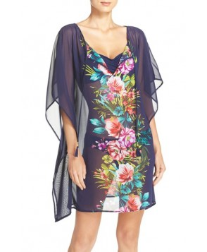 Tommy Bahama Floral Cover-Up Tunic