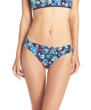 Tommy Bahama Folk Floral Hipster Bikini Bottoms