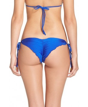 Luli Fama Side Tie Brazilian Bikini Bottoms