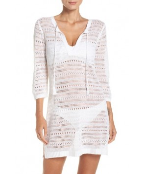 Tommy Bahama Cover-Up Tunic  - White
