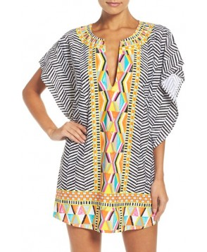 Trina Turk Brasilia Cover-Up Tunic